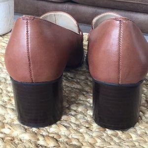 Worthington Shoes - Like new worthington leather slip ons